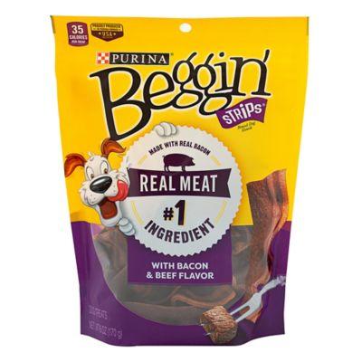 Beggin Strips Bacon Beef 6 x 170 Gr