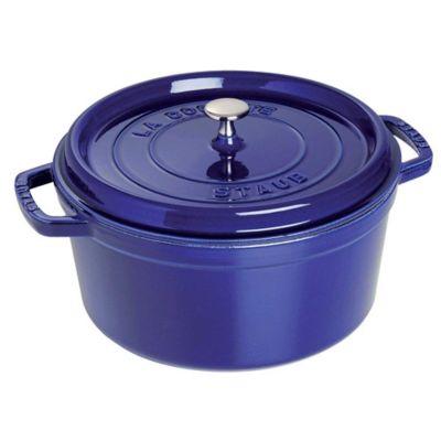 Cazuela 2,6L Rendonda Azul