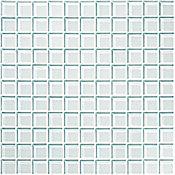 fa153bd05d Mosaico Cristal Blanco Cara Única 30x30 centímetros