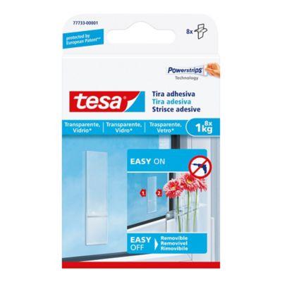 Tira Adhesiva Transparente 1 Kg X 8 Und