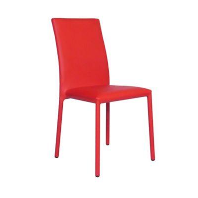 Silla Suiza Roja