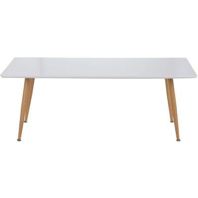 Mesa de Centro Julieta 45x60x120cm Blanco