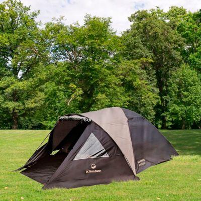 Carpa Para Camping 6 Personas Negra