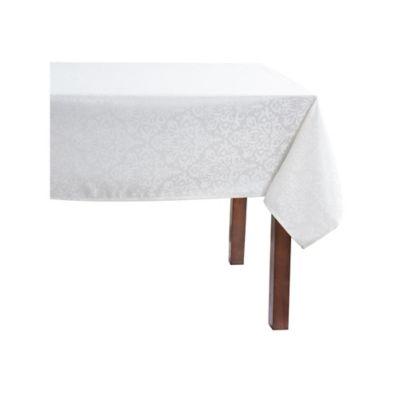 Mantel Jacquard 160x230cm Blanco
