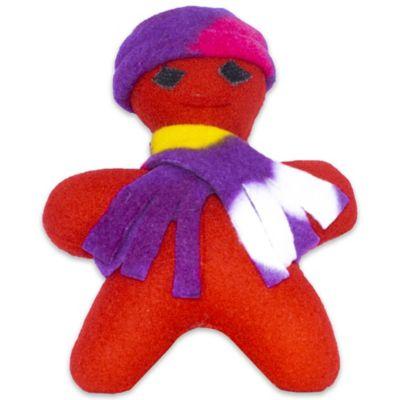 Muñeco De Peluche M Rojo