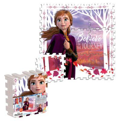 Tapete Mágico Frozen  Anna 31.5x31.5 cm