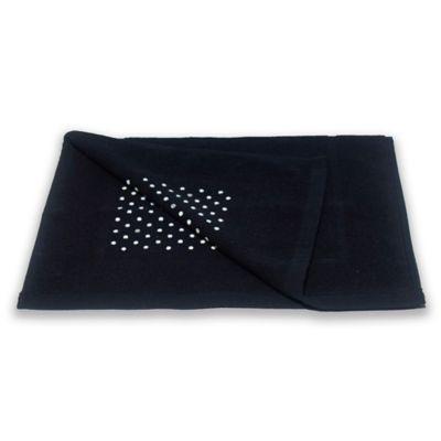 Tapete Baño Petite Antideslizante 40x70 cm 600 gr Negro