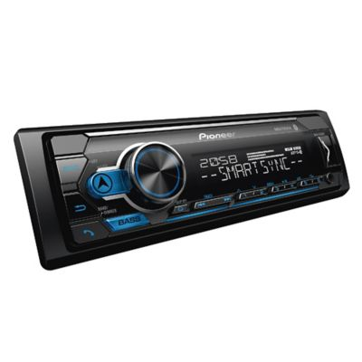 Radio Para Carro MVH S315BT con Bluetooth y Dual Siri Eyes