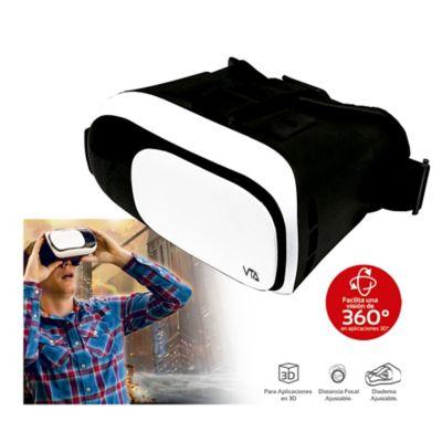 Gafas De Realidad Virtual 360°