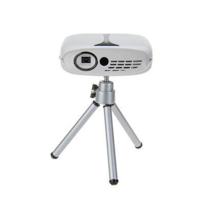 """Proyector Portátil Recargable 4K Wifi DLP 120"""""""