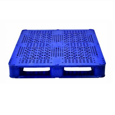 Estiba Plástica ER1012P 100x120x16cm Azul Set X 10 Unidades
