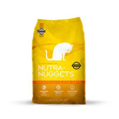 Nutra Nuggets mantenimiento para gatos x 3 kilos