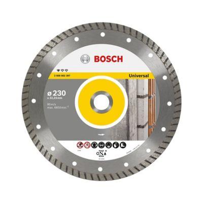 Disco diamantado turbo 9 pulgadas 2608602397