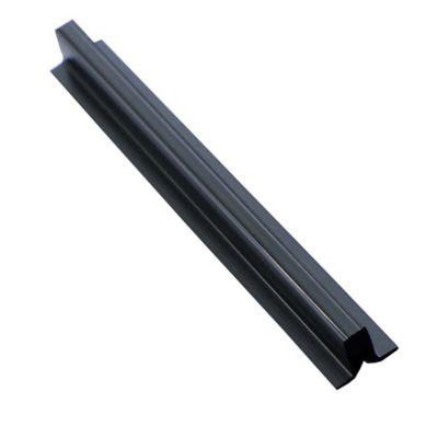 Junta Expansion y Contraccion para Porcelanato 10 mm Negro x 100 Unidades