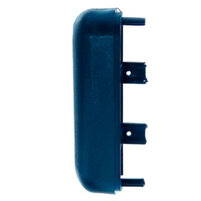 Accesorio Puntera Remate Guarda Camilla 15 Cms Azul Quirurgico x 16 Unidades