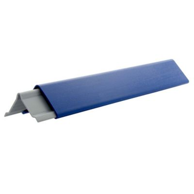 Esquinero Amortiguador 4x4 Cms x 1,50Mts Azul Rey x 20 Unidades