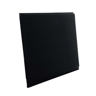 Cielo Raso PVC 10 mm x 4 Mts Negro x 15 Unidades