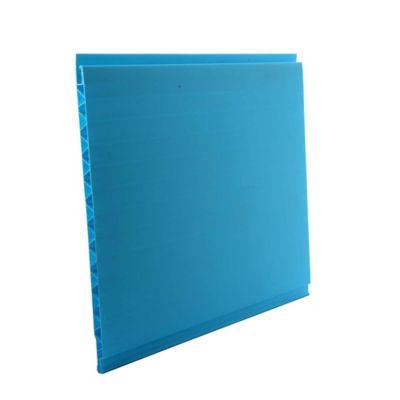 Cielo Raso PVC 10 mm x 5 Mts Azul Pastel x 15 Unidades