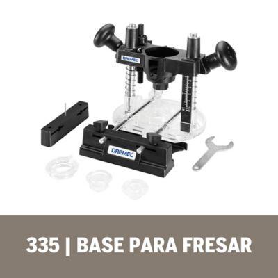 Base Para Fresar 335 Complemento Para Mototool