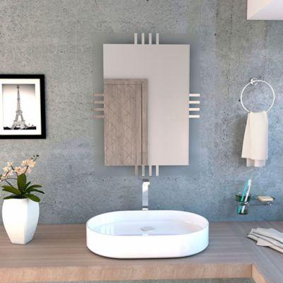 Espejo de baño dali reflekta 600x800x4 milímetros
