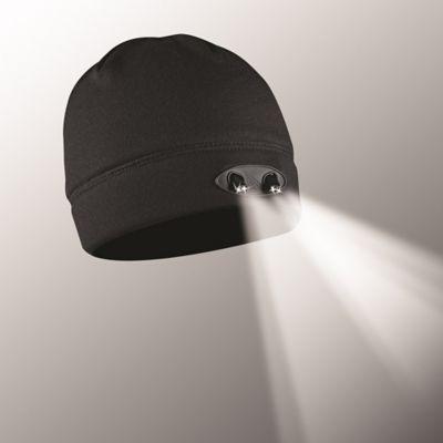 Gorra Linterna Powercap Led Lighted Beanie