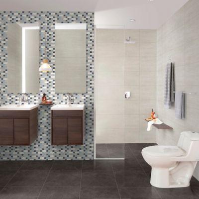 Mosaico Retro Azul30X30cm