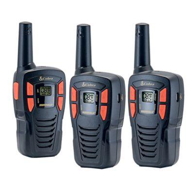 Radio Bidireccional 26 Km De Alcance X 3 Und