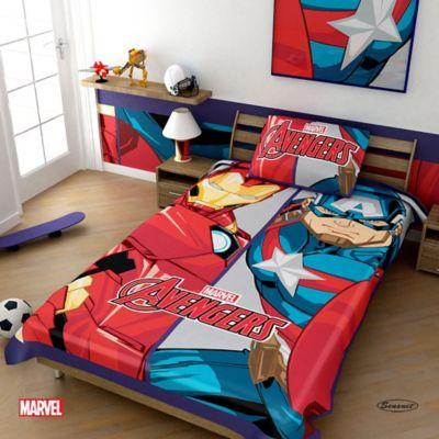 Cobija Rashel Estampada 160x220 cm Avengers