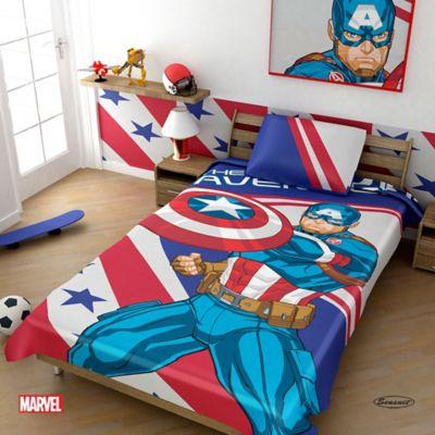 Cobija Rashel Estampada 160x220 cm Capitán América
