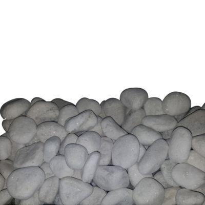 Piedra Decorativa Tamboreada para Chimenea a Gas x 25Kg
