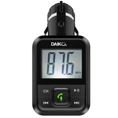 Transmisor FM, Bluetooth con Cargador USB FM-20BT