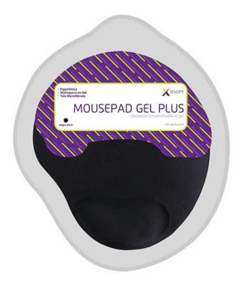 Pad Mouse Gel Negro Tela 402910