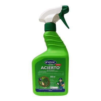 Insecticida Listo Para Usar X500Cc