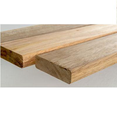 Listón Deck Acacia 7 x 100cm 20mm Lados 4 Bocelados 15 Und