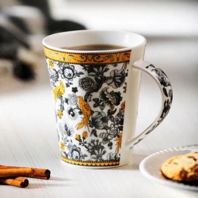 Mug Porcelana Gold Surtido 9.1x9.1x11cm