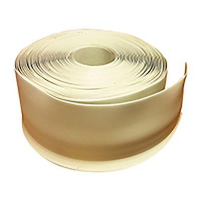 Guardaescoba PVC 8 cm Rollo x 25Metro Lineal Crema