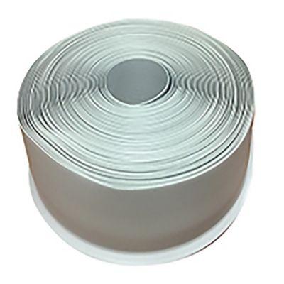 Guardaescoba PVC 8 cm Rollo x 25Metro Lineal Marfil