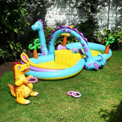Centro Juegos Inflable Dinos 280 LT