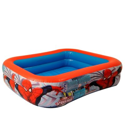 Piscina Inflable Spiderman Family Pool