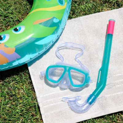 Set Careta + Snorkel Infantil