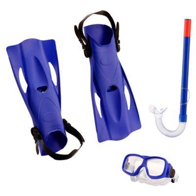 Set Snorkel+Aletas