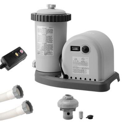 Depuradora De Cartucho Intex 5.678 L/H - Filtros Tipo A