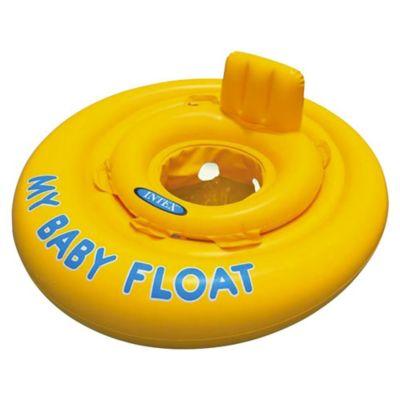 Flotador Aro Amarillo Para Bebe