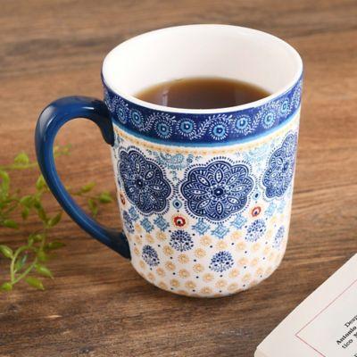 Mug 9.4x12.8x11.3cm Light Blue