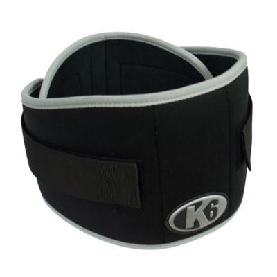 Cinturón para Hacer Pesas Ajustable para Gimnasio Medusa Gris