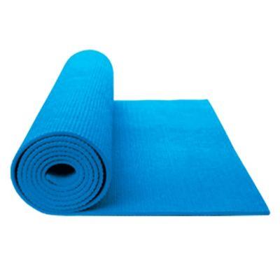 Colchoneta Tapete Yoga Ejercicios 3 mm K6 Azul