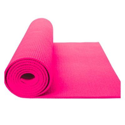 Colchoneta Tapete Yoga Ejercicios Yoga 3 mm Fucsia