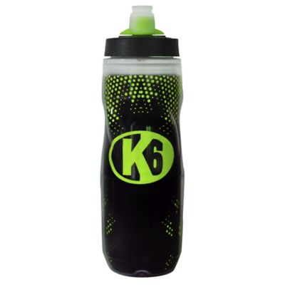 Botellas para Agua de Plástico Deportivas Termo Agua 600Ml Color Verde
