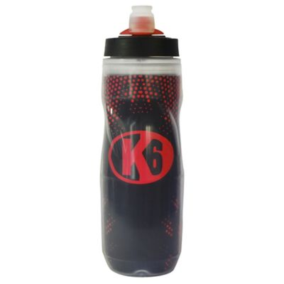 Botellas para Agua de Plástico Deportivas Termo Agua 600Ml Color Rojo
