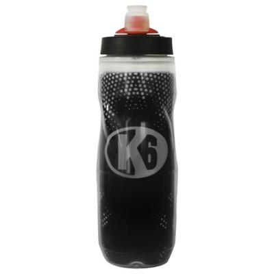 Botellas para Agua de Plástico Deportivas Termo Agua 600Ml Color Gris